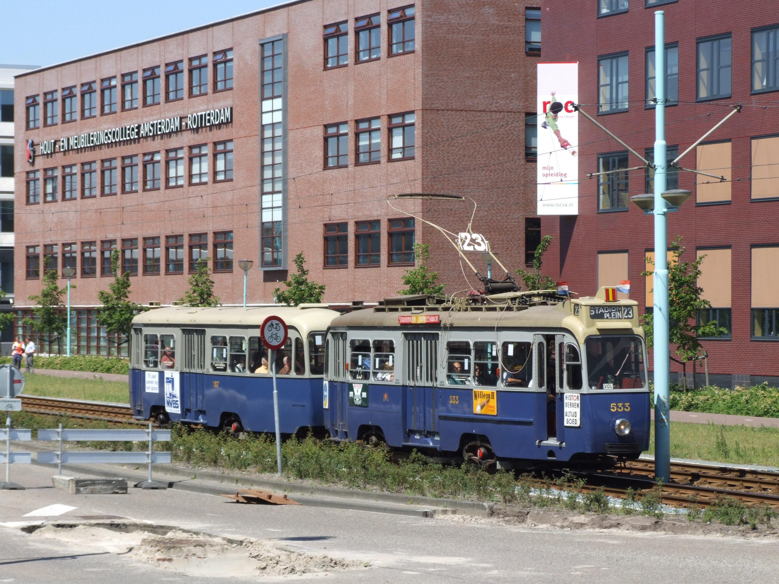 25: Brüssel (Brussels) 5008 - Radarweg.