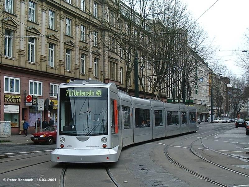 701 linie düsseldorf